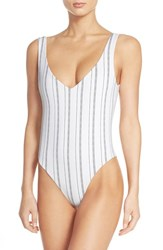 Women's Boys Arrows 'Bad News Bonnie' One Piece Swimsuit