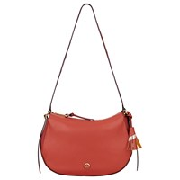 Nica Suki Large Shoulder Bag Amber
