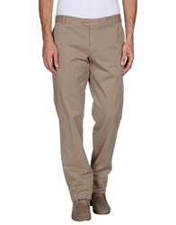 Paul And Shark Casual Pants Light Brown