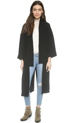 Twelfth St. By Cynthia Vincent New Kimono Jacket Black