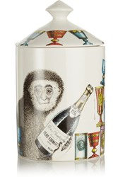 Fornasetti Scimmie Scented Candle Colorless