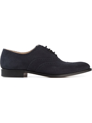 Church's 'Berlin' Brogues Blue
