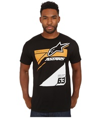 Alpinestars Chisel Tee Black Men's T Shirt