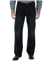 True Religion Billy Core In Bmod Midnight Pass Bmod Midnight Pass Men's Jeans Black