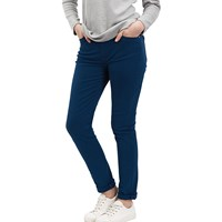 Jaeger Colour Skinny Jeans Teal Blue