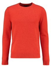 Banana Republic Gifting Jumper Blood Orange Bordeaux