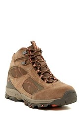 Hi Tec Ohio Waterproof Hiking Boot Brown