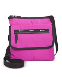 Le Sport Sac Lesportsac Flight Crossbody Wild Berry