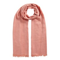East Wool Blend Scarf Soft Blush