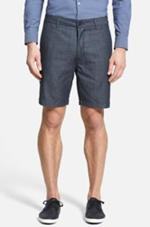 J Brand Trouser Shorts Blue