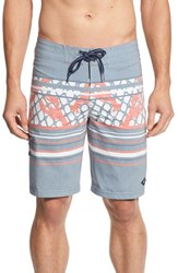 Sperry Men's 'Surf The Net' Board Shorts