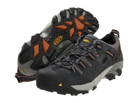 Keen Utility Detroit Low Peacoat Dark Grey Men's Industrial Shoes Black