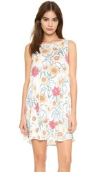 Wildfox Couture Wild Daisy Tank Dress Multi