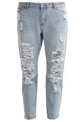 Only Tonni Relaxed Fit Jeans Light Blue Denim