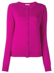 Societe Anonyme 'Tiffany' Cardigan Pink And Purple