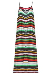 Vans Cambodia Maxi Dress Multi Multicoloured