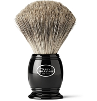 The Art Of Shaving Pure Badger Shaving Brush Black