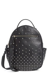 Alexander Mcqueen Small Studded Leather Backpack