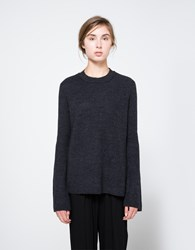 Just Female True Knit In Anthracite