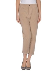 Jucca 3 4 Length Shorts Sand