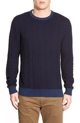 Men's Lucky Brand 'Holiday' Crewneck Sweater