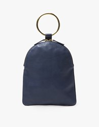 Otaat Myers Collective Ring Pouch Large In Navy