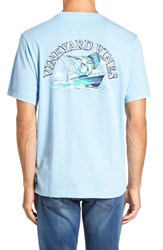 Vineyard Vines Men's 'Sport And Sail' Pocket T Shirt