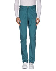 Armani Collezioni Trousers Casual Trousers Men Green