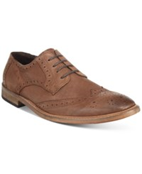 Kenneth Cole Reaction Men's Reprove Dress Oxfords Men's Shoes Tan