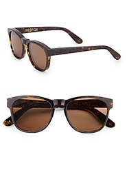 Wildfox Couture 52Mm Wayfarer Sunglasses Tortoise