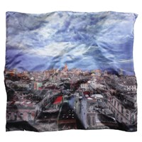 Min New York Havana Dreams Rooftop Scarf Multi