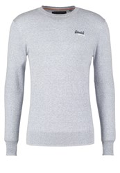 Superdry Jumper Egret Grey