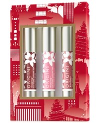 Origins Kisszing For Softly Colored Lips Set