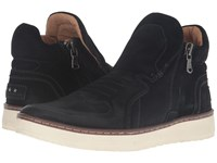John Varvatos Barrett Sneaker Black Men's Shoes