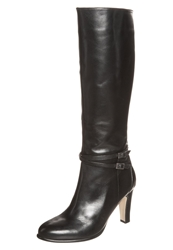 Buffalo High Heeled Boots Black