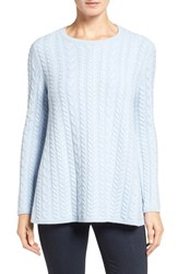 Nordstrom Women's Collection Cable Knit Cashmere Sweater