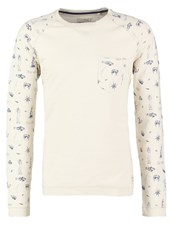 Tom Tailor Denim Sweatshirt Soft Beige Solid