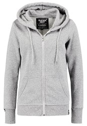 Superdry Luxe Edition Tracksuit Top Grey Slate