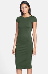 Petite Women's Felicity And Coco Seamed Pencil Dress Mountain View