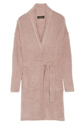 By Malene Birger Tasmoa Textured Wool Blend Coat Blush