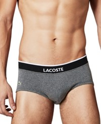 Lacoste Colours Collection 2 Pack Stretch Brief