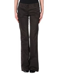 Siviglia Denim Casual Pants Dark Brown