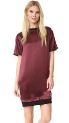 Public School Kassidy Dress Burgundy