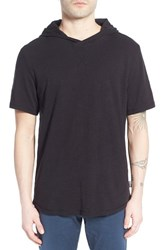Men's Threads For Thought 'The Moody' Short Sleeve Organic Cotton Hoodie