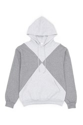 Opening Ceremony Oc Exclusive Classic Diamond Hoodie Grey Multi