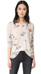 Joie Eloisa Sweater Heather Stonemist
