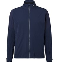 Kjus Golf Pro 3L Waterproof Shell Jacket Navy