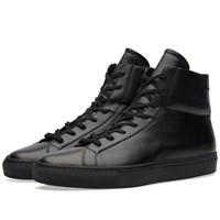 Common Projects Original Achilles High Black