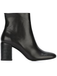 Paul Smith Ps By 'Sinah' Ankle Boots Black