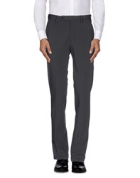 Massimo Rebecchi Trousers Casual Trousers Men Steel Grey